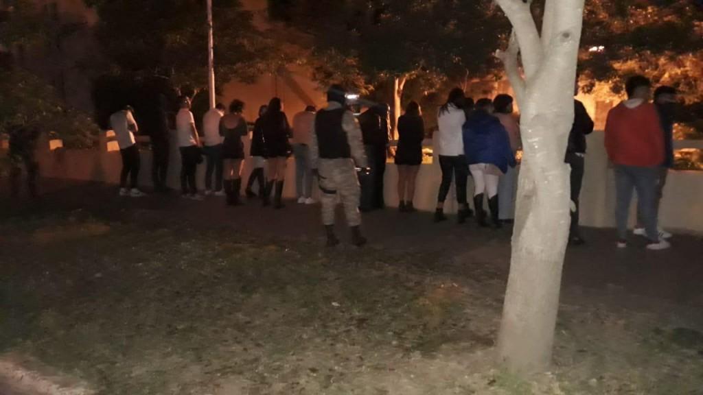 Desalojaron 35 fiestas clandestinas durante el fin de semana en Chaco