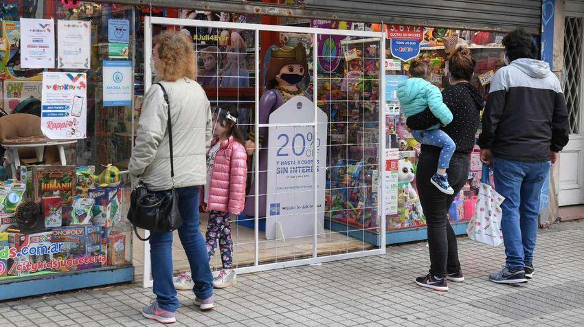 Las ventas minoristas, en caída libre: bajaron un 7% en mayo