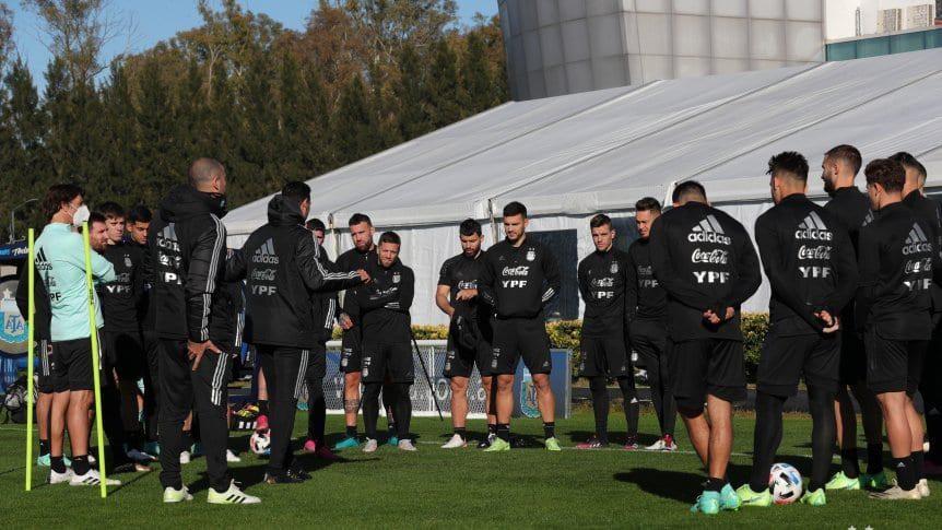 Se pone en marcha el sueño argentino: la Selección enfrenta hoy a Chile, por la Copa América