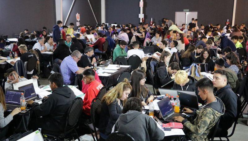 Lanzan las Olimpíadas Virtuales del INET, para estudiantes de escuelas técnicas