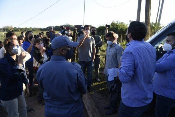 Provincia y Nación intentan dar respuestas a familias productoras de Margarita Belén
