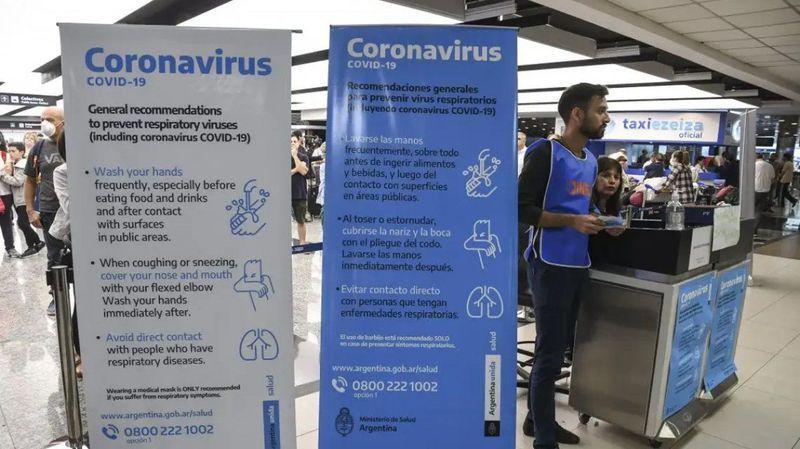Coronavirus: detectan la variante Delta en un pasajero proveniente de Estados Unidos