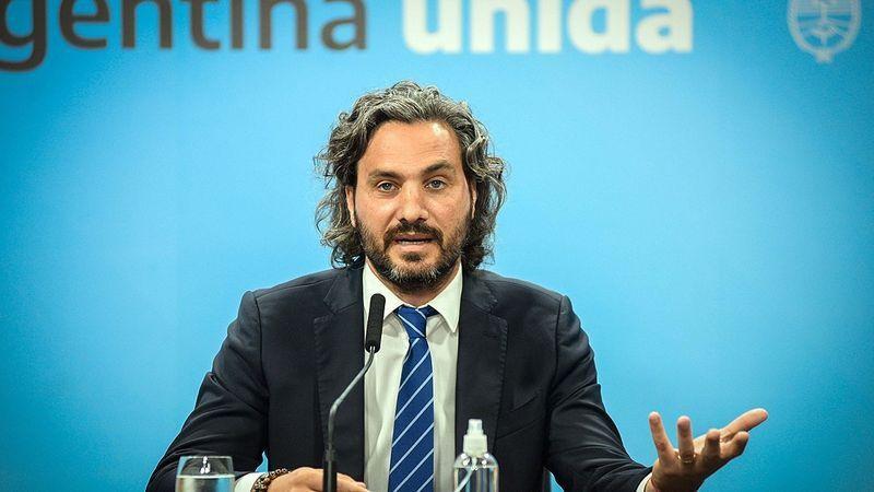 Cafiero adelantó que, con algunas condiciones dadas, se podrá dejar de usar el barbijo en Argentina