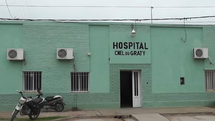 SANDRA DIANCOFF DIR. DEL HOSPITAL DE CNEL. DU GRATY | El nosocomio atiende por turnos por la situación de covid