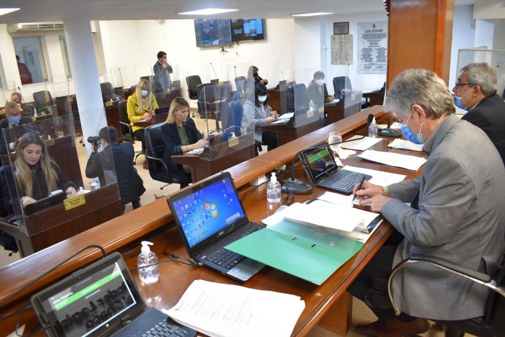 Diputados sancionaron la Ley de Educación Digital en el Chaco
