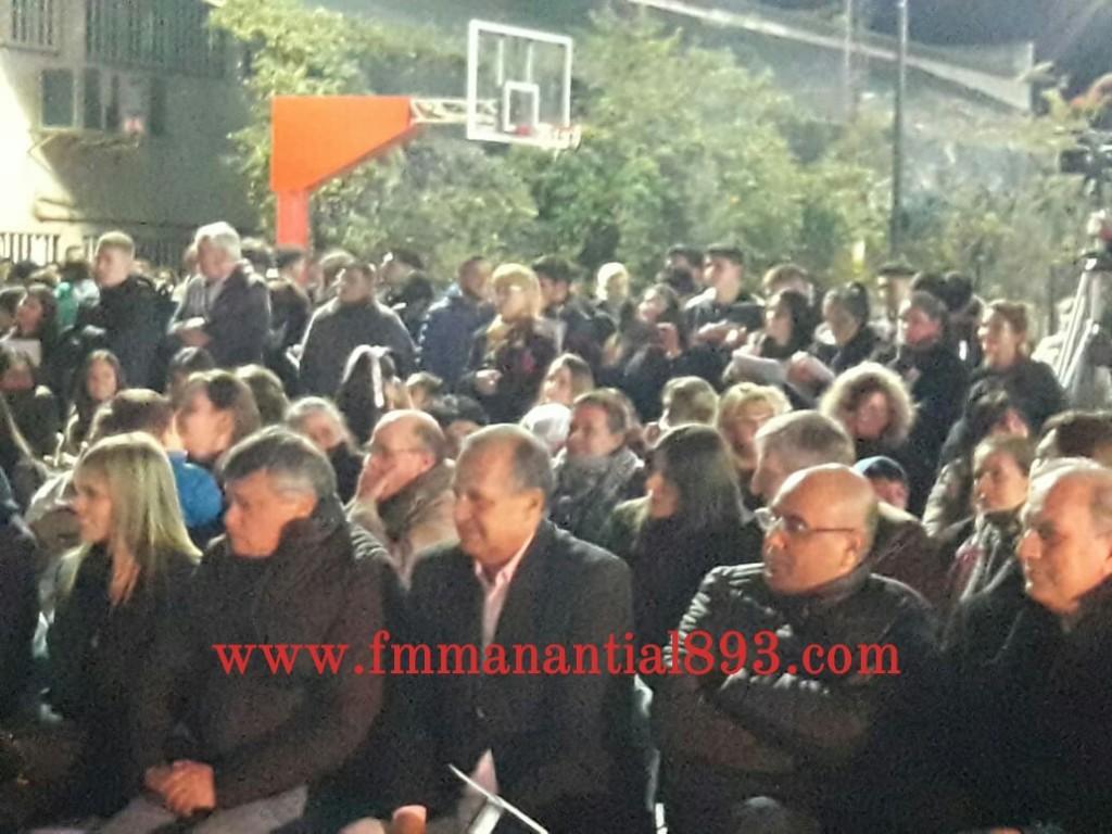 PJ: Unidos en la Inauguración del salón OASIS de la Escuela EBEN EZER