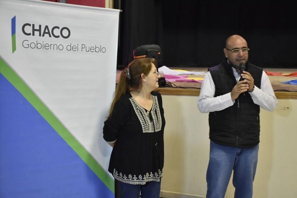 Aldo Almirón destacó el Trabajo y la Trayectoria de Teresita Del Carmen Collazo al Cumplir 50 Años con su Escuela De Danzas