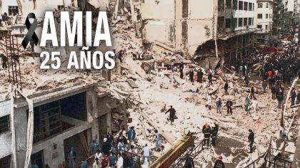 18 de Julio ANIVERSARIO DEL ATENTADO A LA AMIA.