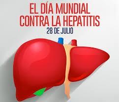 DIA MUNDIAL CONTRA LA HEPATITIS.