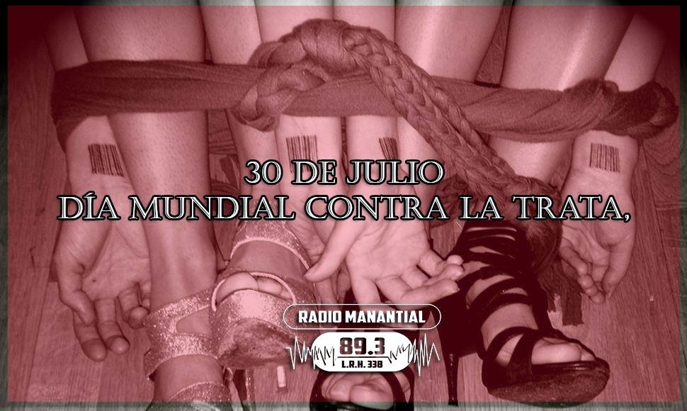 Día mundial contra la trata de personas: la esclavitud humana, un negocio vigente