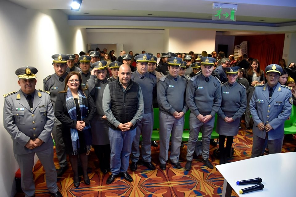 En la URS – Se realizó Acto de Reconocimiento al Personal de la División Alcaidía de Villa Ángela por el Ascenso de Cargos de Jerarquía 2019
