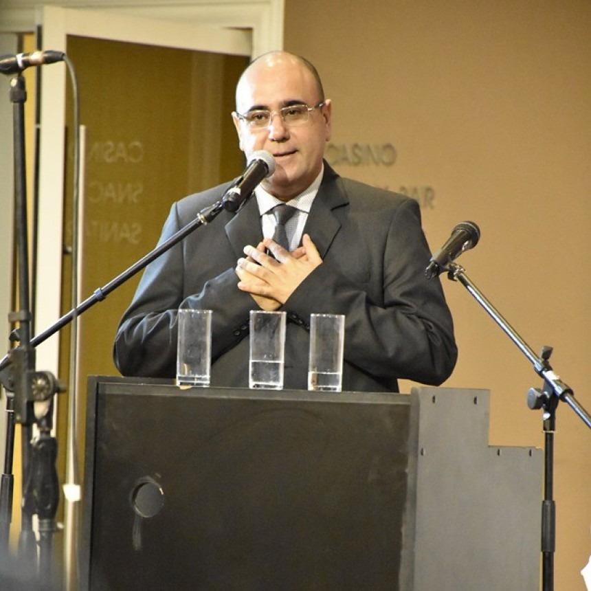 Aldo Almirón Felicitó a los Egresados 2018-2019 del IESVA