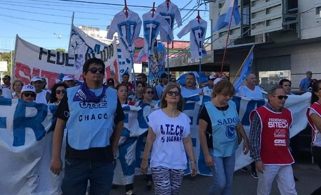 Frente Gremial Docente: