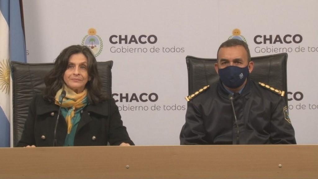 Renunció la cúpula de la Policía del Chaco por desacuerdos con el Ejecutivo