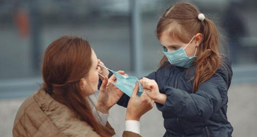 Coronavirus: nuevo síntoma sospechoso en menores de edad