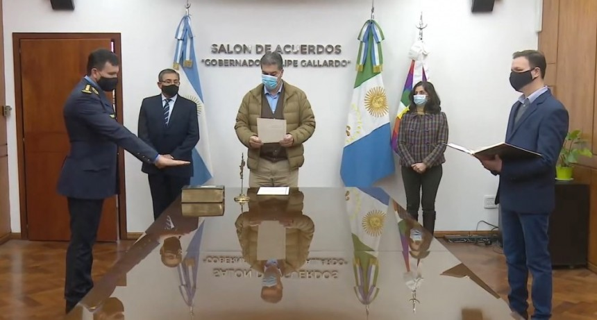 ASUMIERON LAS NUEVAS AUTORIDADES PROVINCIALES DE LA POLICÍA DE LA PROVINCIA DEL CHACO