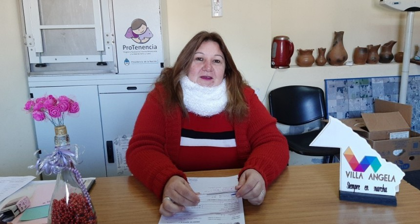 Villa Ángela: LA MUNICIPALIDAD CONTINÚA CON LA DESINFECCIÓN EN LA CIUDAD