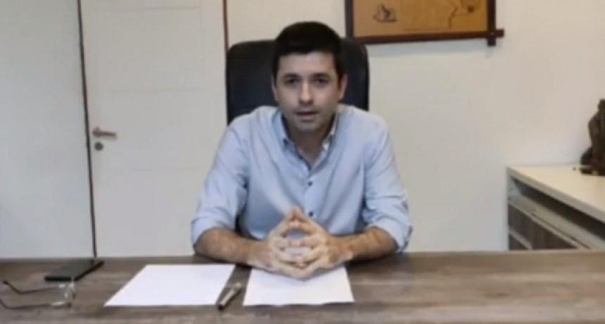 Coronavirus: el intendente de Sáenz Peña advierte que los datos que se vienen son alarmantes