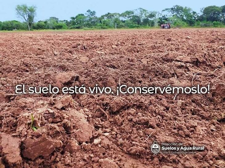 ESTE 7 DE JULIO - Adhesión de la provincia al Día Nacional de la Conservación de Suelos