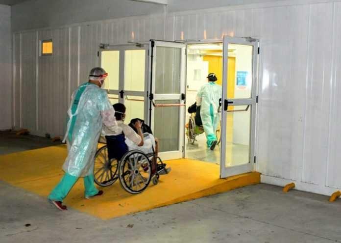 71 DE ELLOS DE FORMA GRAVE - Coronavirus: más de 6.800 personas cursan la enfermedad en la provincia
