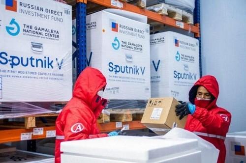 Comienza la distribución de medio millón de dosis de Sputnik componente 2, Chaco recibirá 14.400