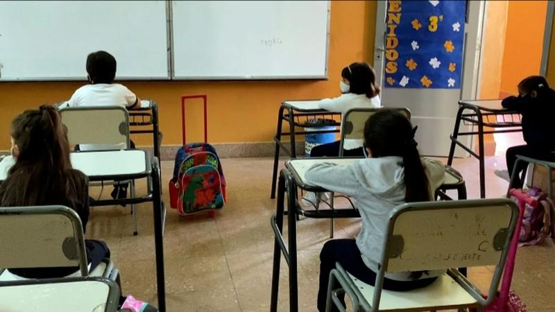 El 26 de julio Chaco volverá a las clases presenciales y no habrá promoción automática