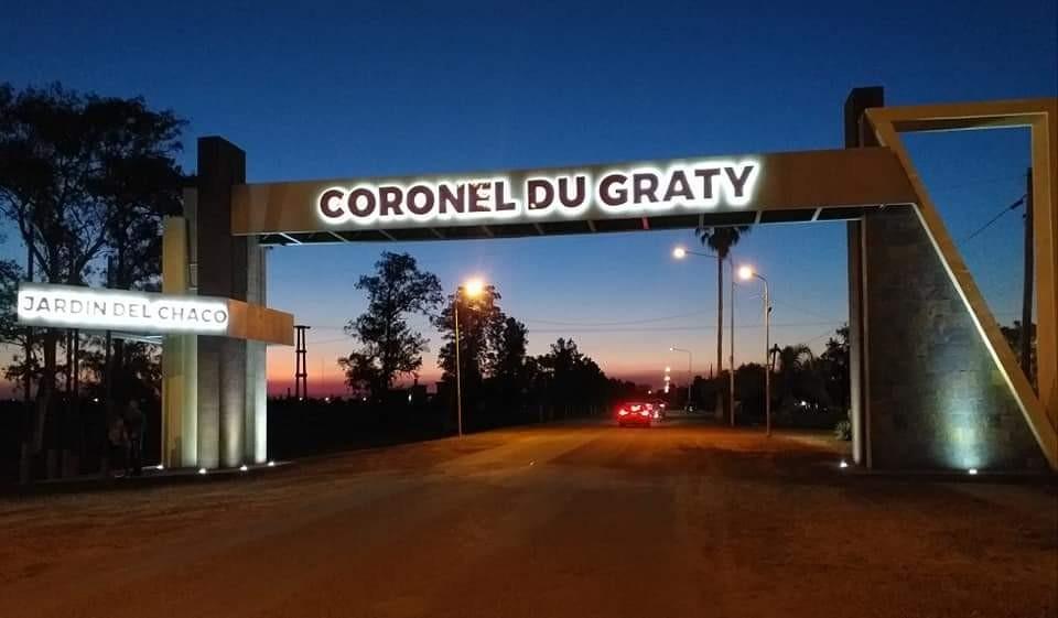 Coronel Du Graty: DETIENEN AL SUPUESTO AUTOR DE DOS ILÍCITOS