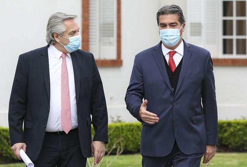 ¿Qué otros acuerdos suscribirá Alberto Fernández en el Chaco?