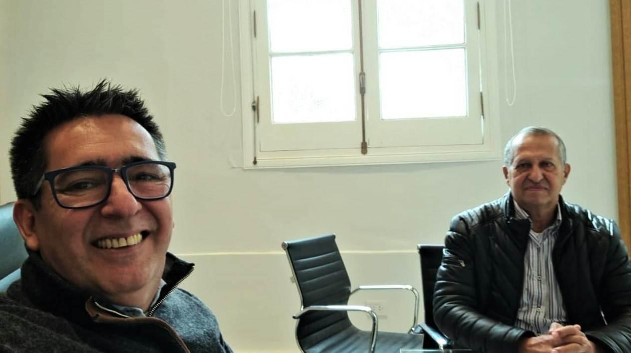 Primer batacazo en el peronismo: Titi Papp y Gustavo Martinez, candidatos a diputados por el CER