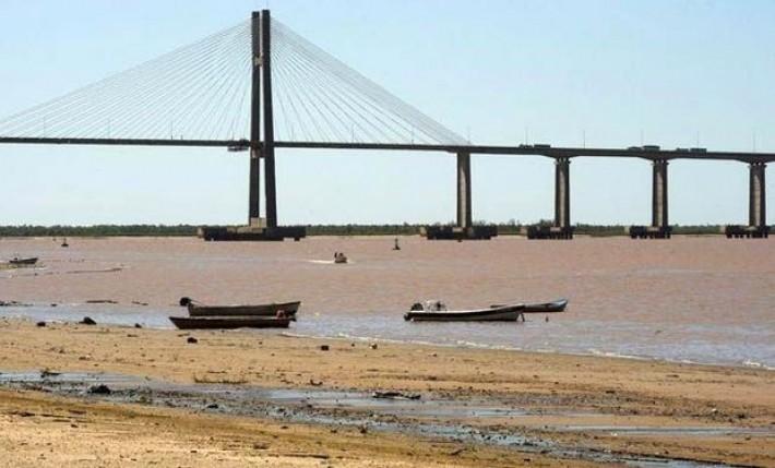 Bajante del Paraná: aseguran que la situación