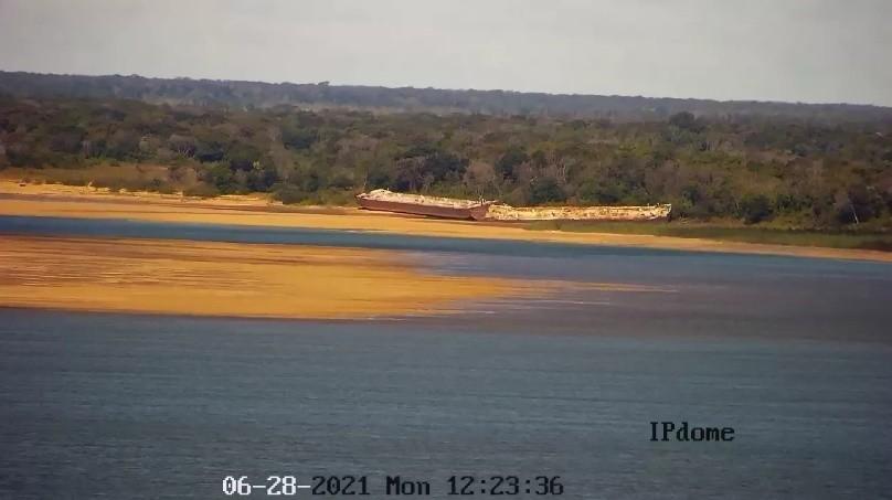 Decretan emergencia hídrica por 180 días, por la bajante del río Paraná