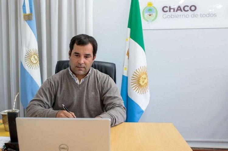 CHACO ACOMPAÑÓ EL LANZAMIENTO DEL PROGRAMA - Te Sumo:
