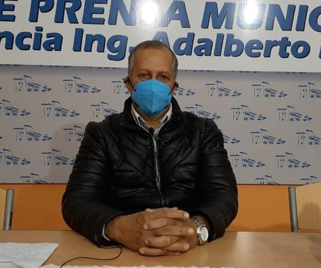 Villa Ángela: PAPP expresó su Satisfacción por el Avance del Pavimento en la Avenida Alem