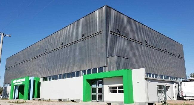 CAPITANICH HABILITÓ LAS OBRAS - Castelli ya cuenta con un complejo deportivo de primer nivel con todas las comodidades