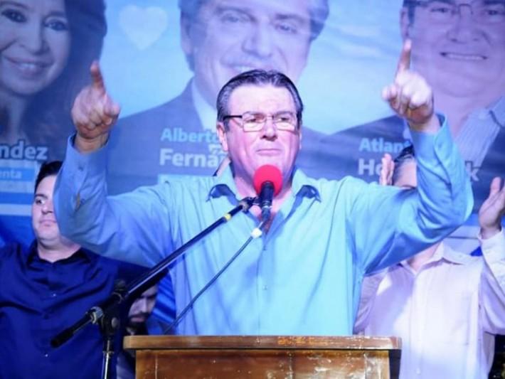 """Honcheruk entra a la lista de diputados del Frente de Todos: """"Mi aspiración es presidir la Cámara"""""""