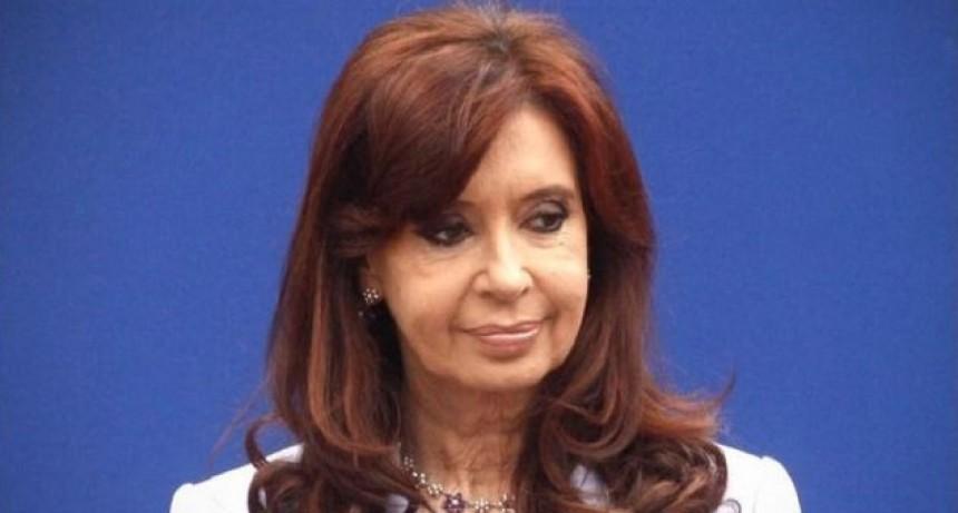 Cristina Kirchner declaró que sólo posee $2,9 millones