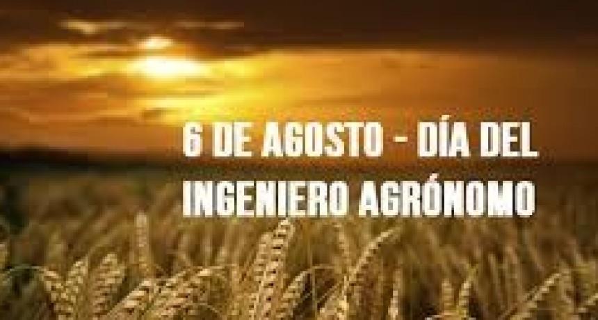 6 DE AGOSTO día del ingeniero agrónomo