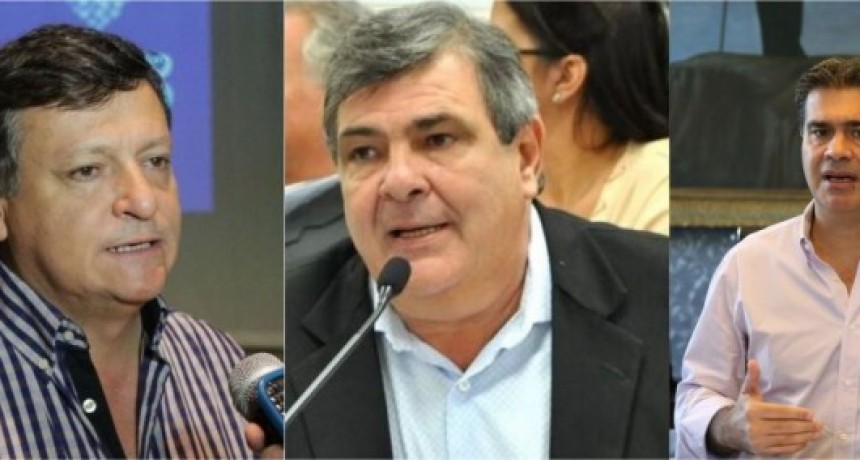 Peppo, Capitanich y Peche, las principales figuras que pelearán en octubre por la gobernación