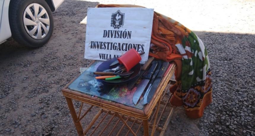 LA EX, ENTRO A SU CASA Y ROBÓ DIVERSOS ELEMENTOS ´FUERON RECUPERADOS`