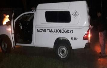 Hallaron muerto a un hombre en su casa en Sáenz Peña: investigan un suicidio
