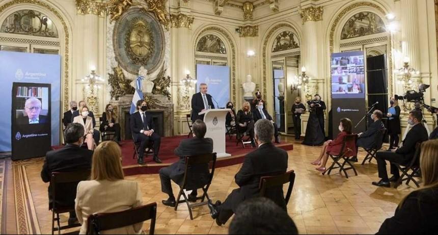 El Presidente defendió la reforma judicial: