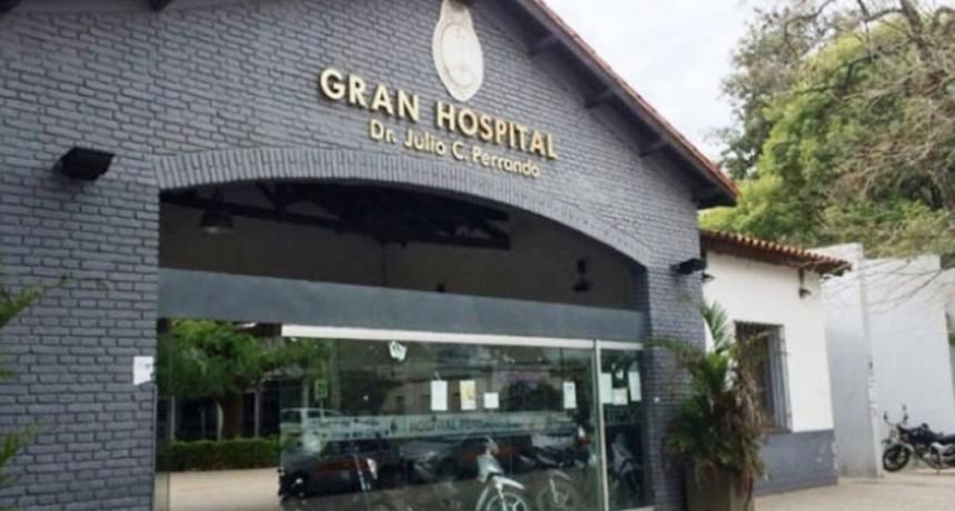 Hospital Perrando: Separan del cargo al enfermero acusado de abusar a una paciente oncológica