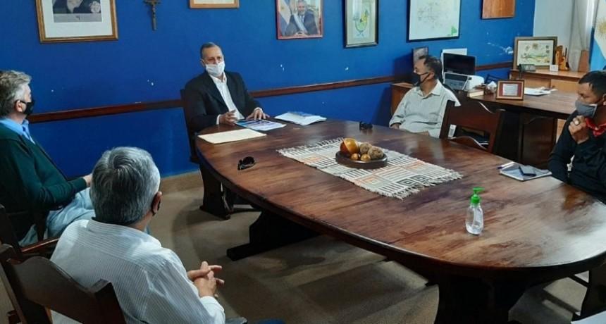 Villa Ángela: EL EJECUTIVO PROMULGÓ LA ORDENANZA DEL CONCEJO QUE HABILITA LA REALIZACIÓN DE REUNIONES RELIGIOSAS