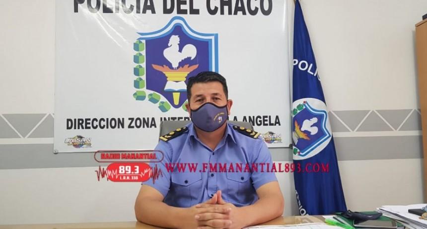 Villa Ángela: JEFE DE LA DZIVA | GUSTAVO DOMINGUEZ: