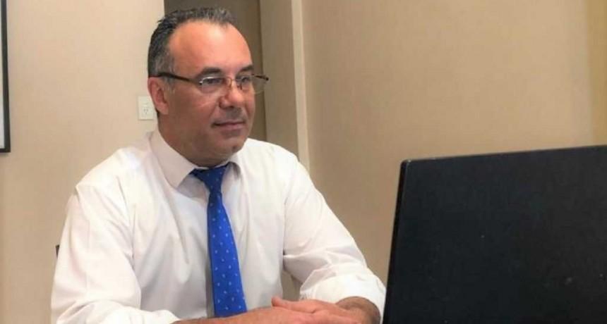 El Senado aprobó la designación como embajador de Daniel Capitanich