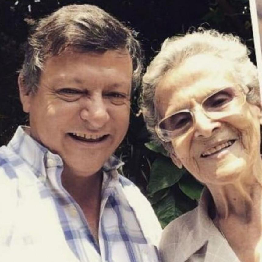 Murió la madre del exgobernador Domingo Peppo