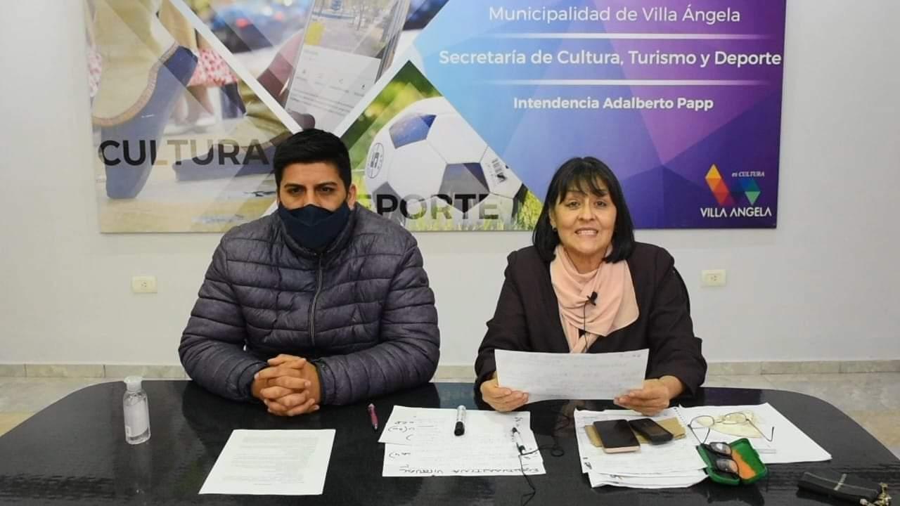 Villa Ángela: EL MUNICIPIO CIERRA EL MES DEL NIÑO Y ANUNCIA LA ESTUDIANTINA VIRTUAL 2020