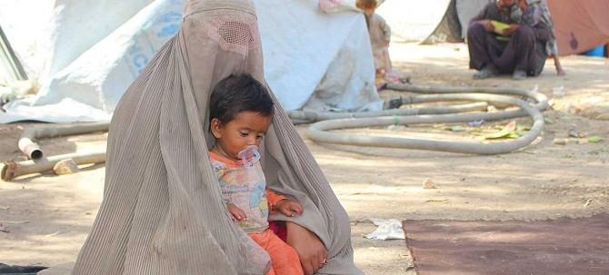 Unicef y la OMS piden un puente aéreo a Kabul para entregar ayuda humanitaria