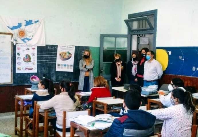 Educación dio detalles sobre el avance hacia una mayor presencialidad en las aulas