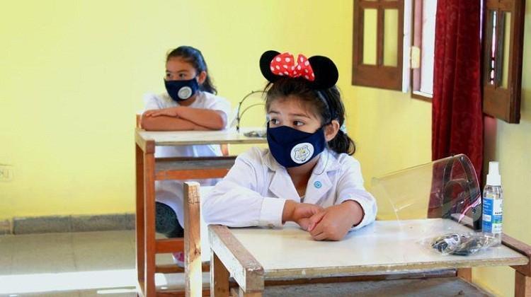 Desde el lunes habrá presencialidad plena en casi todas las escuelas del Chaco